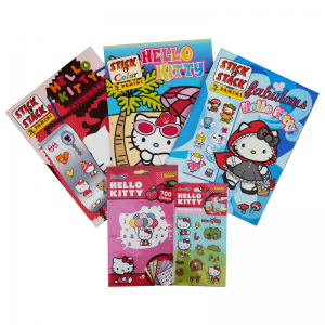 PROMO PACK HELLO KITTY