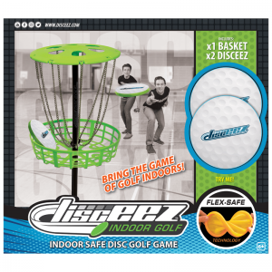 DISCEEZ INDOOR GOLF GAME -...