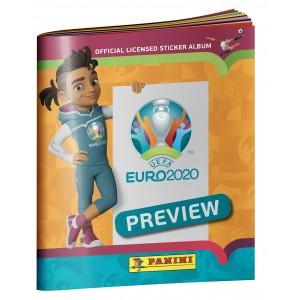 ALBUM STICKERS - UEFA EURO...