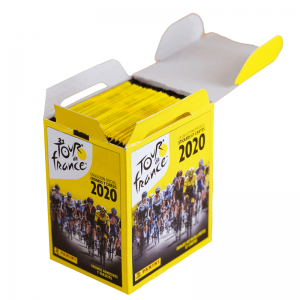 BOITE DE 250 STICKERS+50...