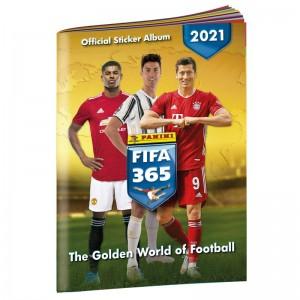 ALBUM - FIFA 365 2021 PANINI