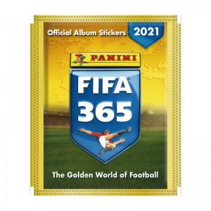 ZAKJE VAN 5 STICKERS - FIFA...