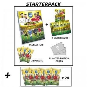 PROMO PACK 3-  FIFA 365...