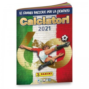 ALBUM - CALCIATORI 2021...