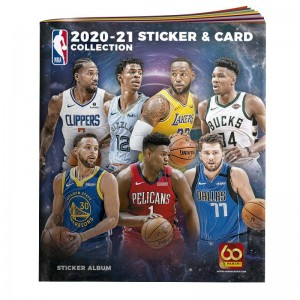 ALBUM NBA 2021 - PANINI