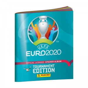 ALBUM - UEFA EURO 2020...