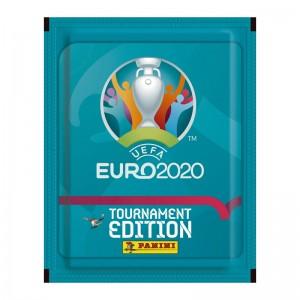 POCHETTE 5 STICKERS - UEFA...