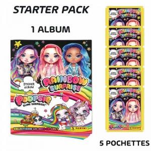 STARTER PACK FR-1 ALBUM+25...
