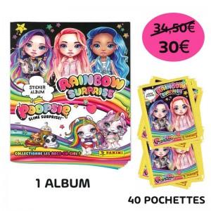 PACK PROMO FR -1 ALBUM+200...