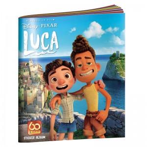 Album Anglais Luca - Panini