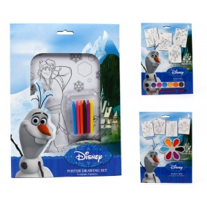 FROZEN - PAINT SET