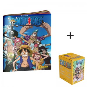 Promo pack FR One Piece -...