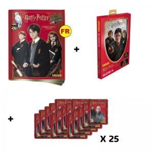 Promo pack FR Harry Potter...