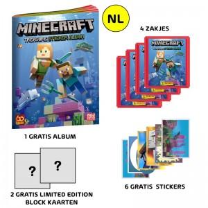 Starter pack NL MINECRAFT...