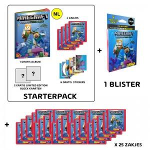 Promo pack NL MINECRAFT...