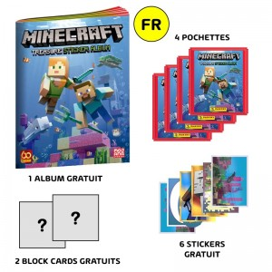 Starter pack FR MINECRAFT...