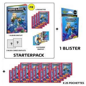 Promo pack FR MINECRAFT...