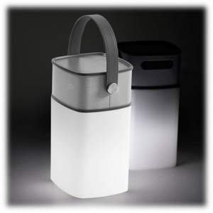 ICAMP - BLUETOOH DRAAGBARE LUIDSPREKER + LED LAMP