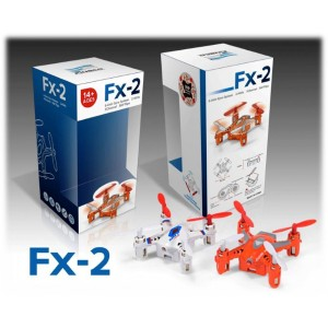QUADCOPTER FX-2 - MINI DRONE
