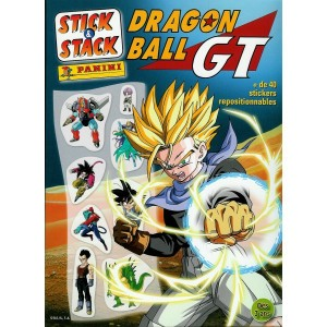 DRAGON BALL GT - ALBUM STICK-STACK