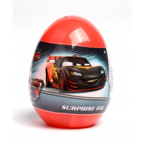 CARS SURPRISE EGG SMALL