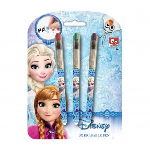 FROZEN ERASABLE 3 GEL PEN