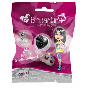 Briliantina - Bague Single Pack