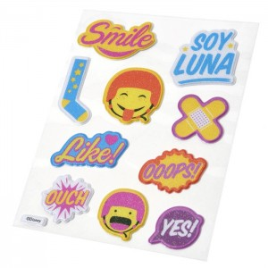 SOY LUNA (PUFFY STICKERS...