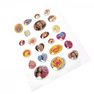 SOY LUNA (Diamond Stickers)...