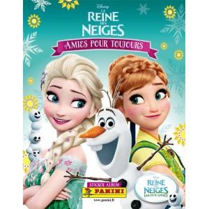 ALBUM FR REINE DES NEIGES 4, AMIES POUR TOUJOURS - PANINI