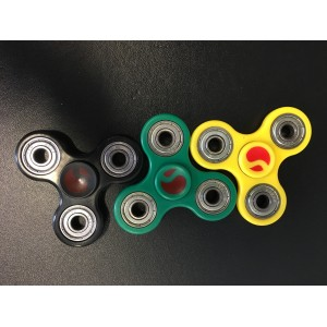 EXCLU WEB - PACK DE 3 HAND SPINNER SYMEX