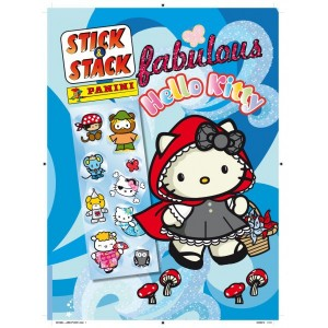 HELLO KITTY FABULOUS - ALBUM STICK-STACK