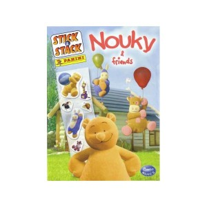 NOUKY - ALBUM STICK-COLOR