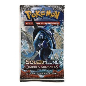 BOOSTER FR - POKEMON SOLEIL ET LUNE 3 OMBRES ARDENTES