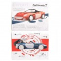 ALBUM - FERRARI GRAND TOURISME - STICKER BOOK PANINI