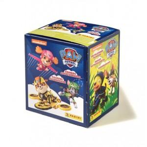 Boite de 50 pochettes de stickers - PAT'PATROUILLE 3 EN MISSION