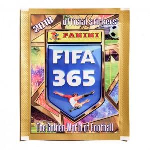 POCHETTE DE 5 STICKERS - FIFA 365 2018 PANINI