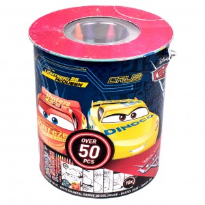CARS 3 - CRAFTS TIN