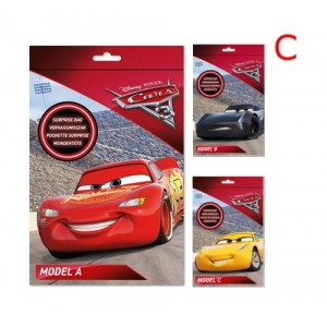 CARS 3 - POCHETTE SURPRISE