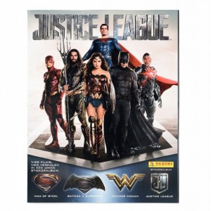 ALBUM NL JUSTICE LEAGUE - PANINI