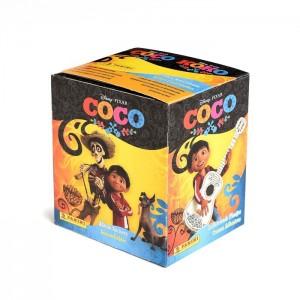 BOITE DE 50 POCHETTES DE 5 STICKERS - COCO PANINI