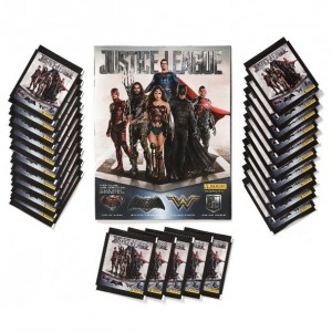 SPECIALE PACK NL - JUSTICE LEAGUE PANINI