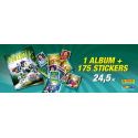 PACK SPECIAL -  PRO LEAGUE 2018 PANINI
