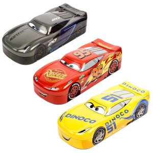 CARS 3 PENCIL BOX